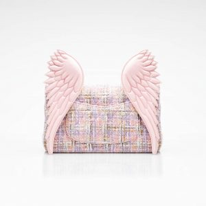 Ms. 101 Pink Wings