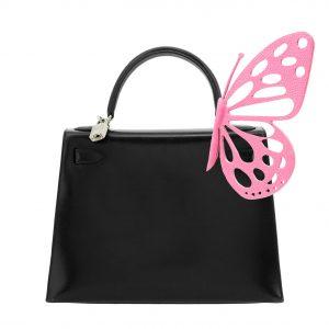 Grace Single Fuchsia Butterfly