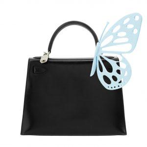Grace Single Turquoise Butterfly